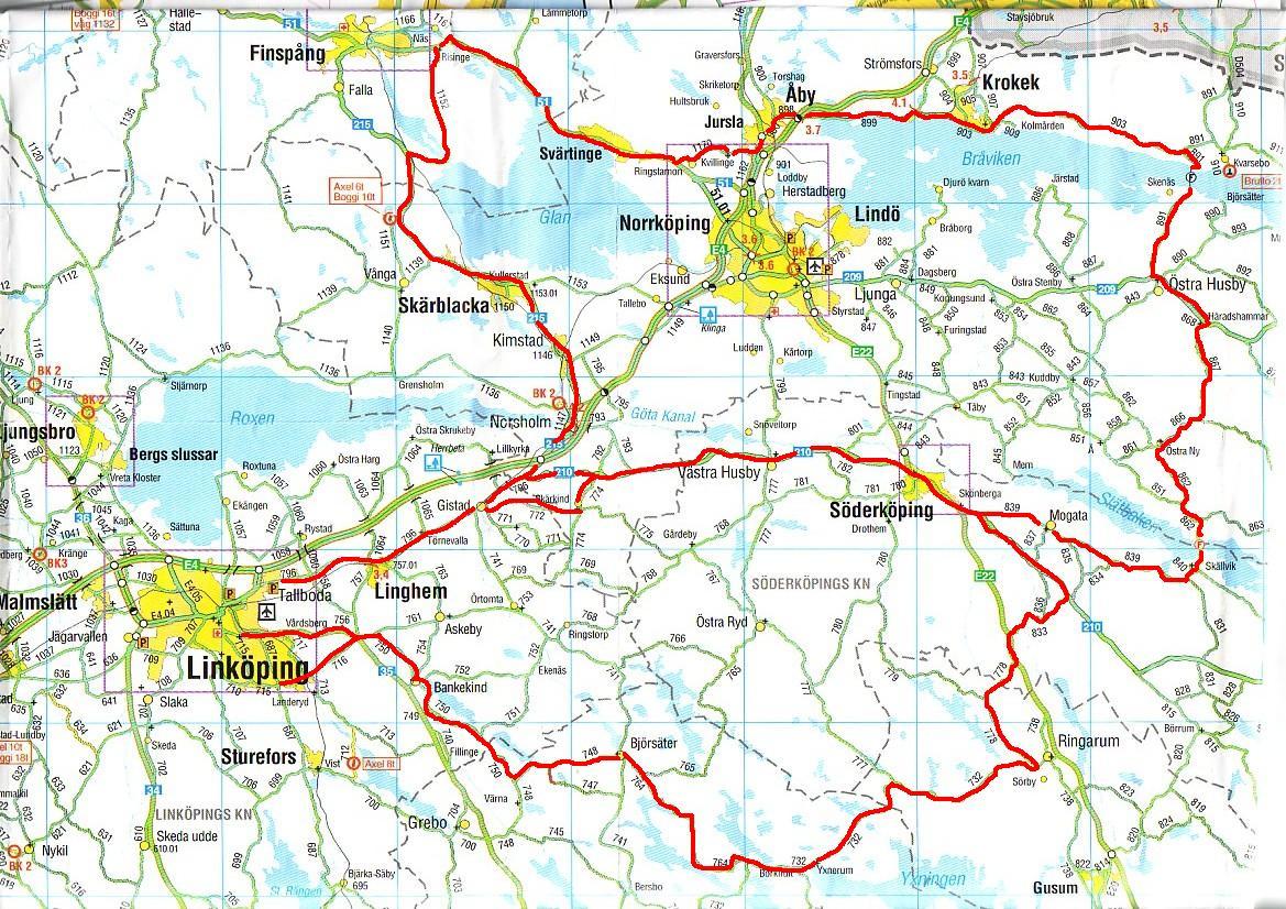 karta norrköping
