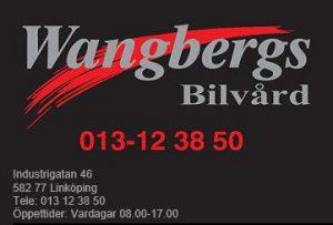 Wangbergs Bilvård